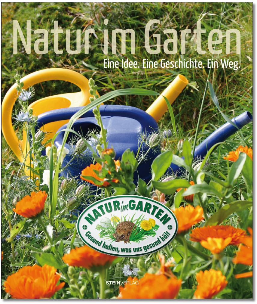 Gartenbuch COVER
